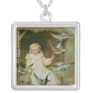 Playmates Silver Plated Necklace