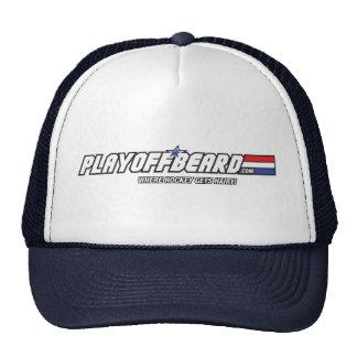 Playoff Beard. com Trucker Hat