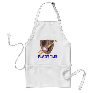 Playoff Time Adult Apron
