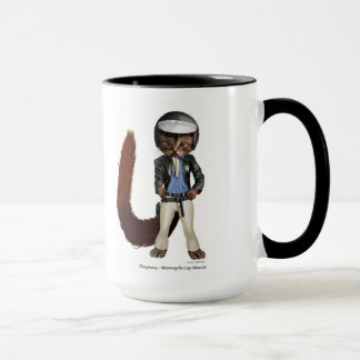 Playpussy - Motorcycle Cop Marvin Mug