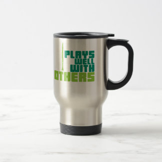 Plays Well With Others Coffee Mugs