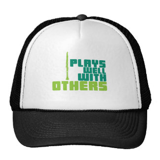 Plays Well With Others Hats