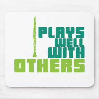 Plays Well With Others Mouse Pads