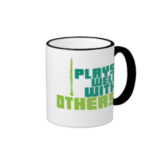 Plays Well With Others Mugs