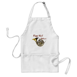 Plays Well with Others Standard Apron