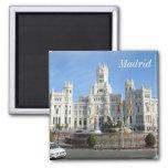 Plaza de Cibeles, Madrid Magnet