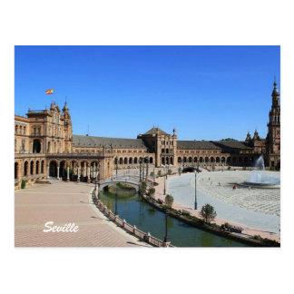 Plaza de España Sevilla Post Card