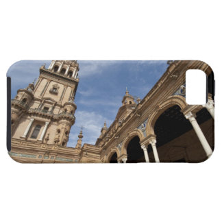 Plaza de Espana, Seville, Andalusia, Spain iPhone 5 Case