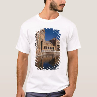 Plaza de Espana, Seville, Spain T-Shirt