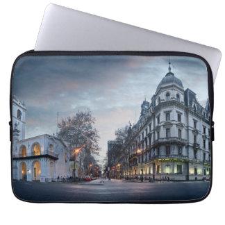 Plaza De Mayo Square Laptop Sleeve