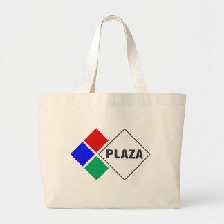 Plaza Jumbo Tote Bag