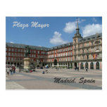 Plaza Mayor Postcard