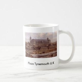 Plaza, Tynemouth, U.K, Coffee Mugs