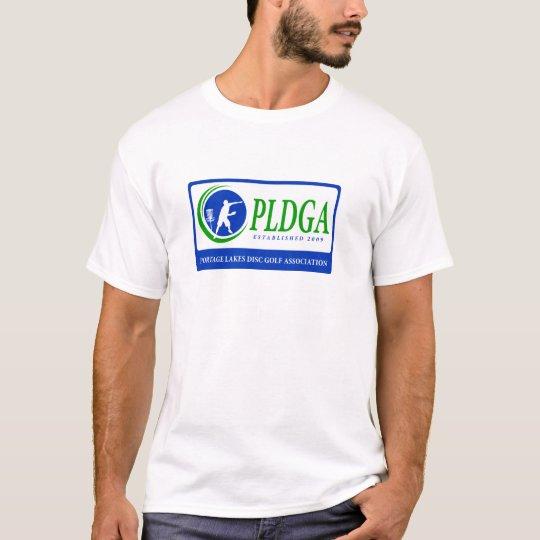 PLDGA Web Site Logo T-Shirt