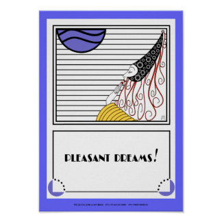 Pleasant Dreams Poster
