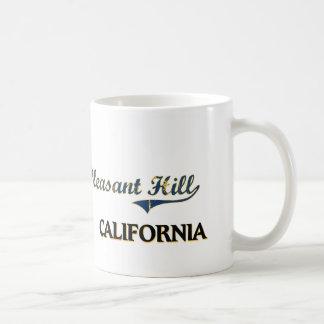 Pleasant Hill California City Classic Basic White Mug