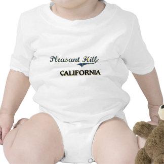 Pleasant Hill California City Classic Baby Bodysuit