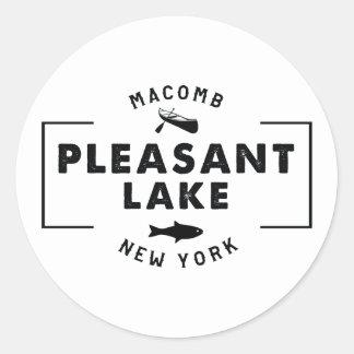 Pleasant Lake sticker