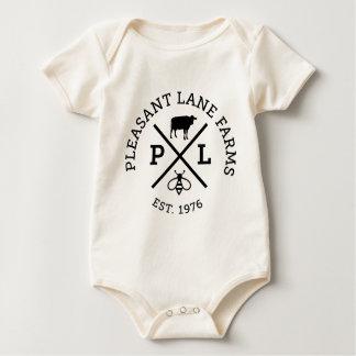 Pleasant Lane Farms Baby Bodysuit