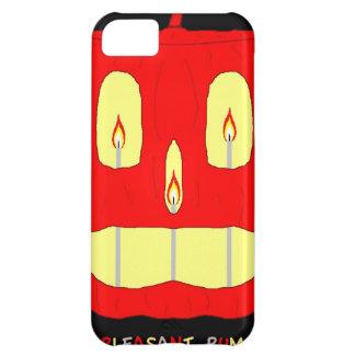 Pleasant Pumpkin iPhone 5C Case