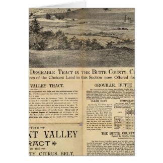 Pleasant Valley, California Card