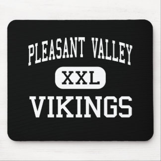 Pleasant Valley - Vikings - High - Chico Mouse Pad