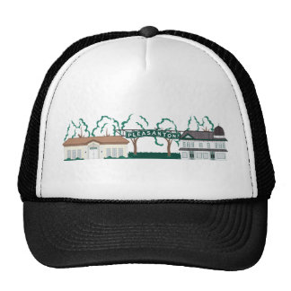 Pleasanton Downtown Cap