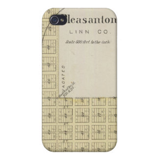 Pleasanton, Mapleton, and Hammond, Kansas Covers For iPhone 4