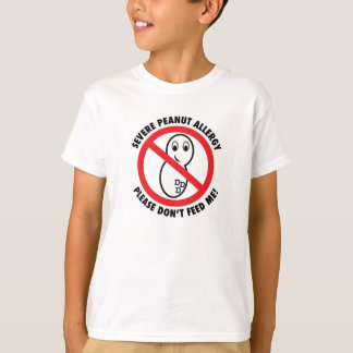 Please Don't Feed Me! Kid's T-Shirt
