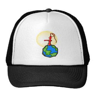 Please don't pump our planet dry cap