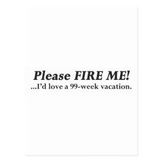 Please Fire Me pdf Post Cards