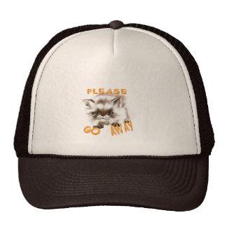 Please Go Away Hat