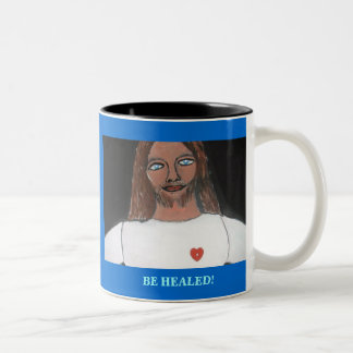 PLEASE HEAL MY FRIEND COFFEE MUGS