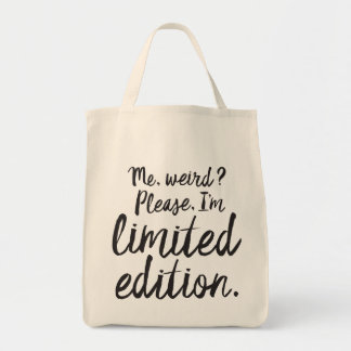 Please, I'm Limited Edition