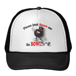 Please just Spare me the Bowl | Humor Cap