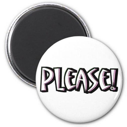 Please Magnet 1