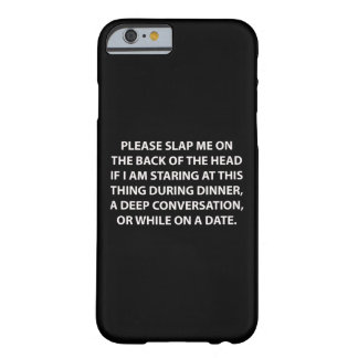 Please Slap Me On The Back. Case