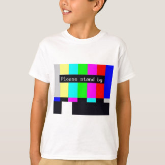 please stand by-technical difficulties ... T-Shirt