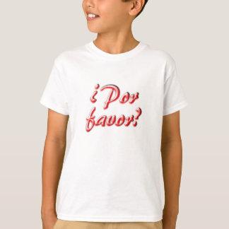 Please? T-Shirt
