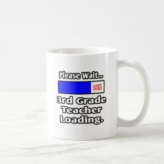 Please Wait...3rd Grade Teacher Loading Mug