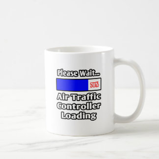 Please Wait...Air Traffic Controller Loading Coffee Mug