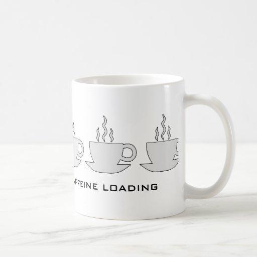 Please Wait... Caffeine Loading Coffee Mug