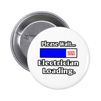 Please Wait...Electrician Loading 6 Cm Round Badge