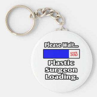 Please Wait...Plastic Surgeon Loading Basic Round Button Key Ring