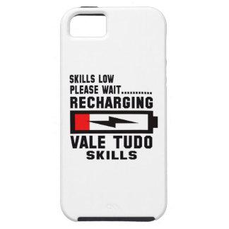 Please wait recharging Vale Tudo skills iPhone 5 Cover