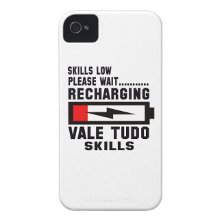 Please wait recharging Vale Tudo skills iPhone 4 Covers