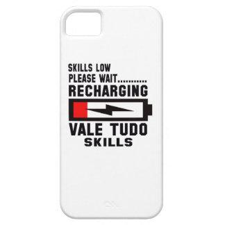Please wait recharging Vale Tudo skills iPhone 5 Covers