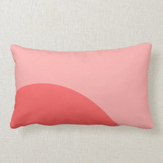 Pleasing Pink Lumbar Cushion