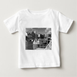 Pleasure boats on the York river Ouse. Baby T-Shirt