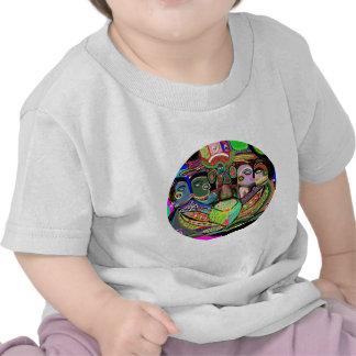 Pleasure Grid Ovel - Pride Art T-shirts